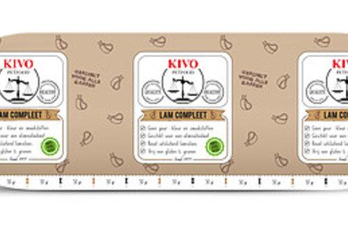 Kivo lam compleet vers vlees