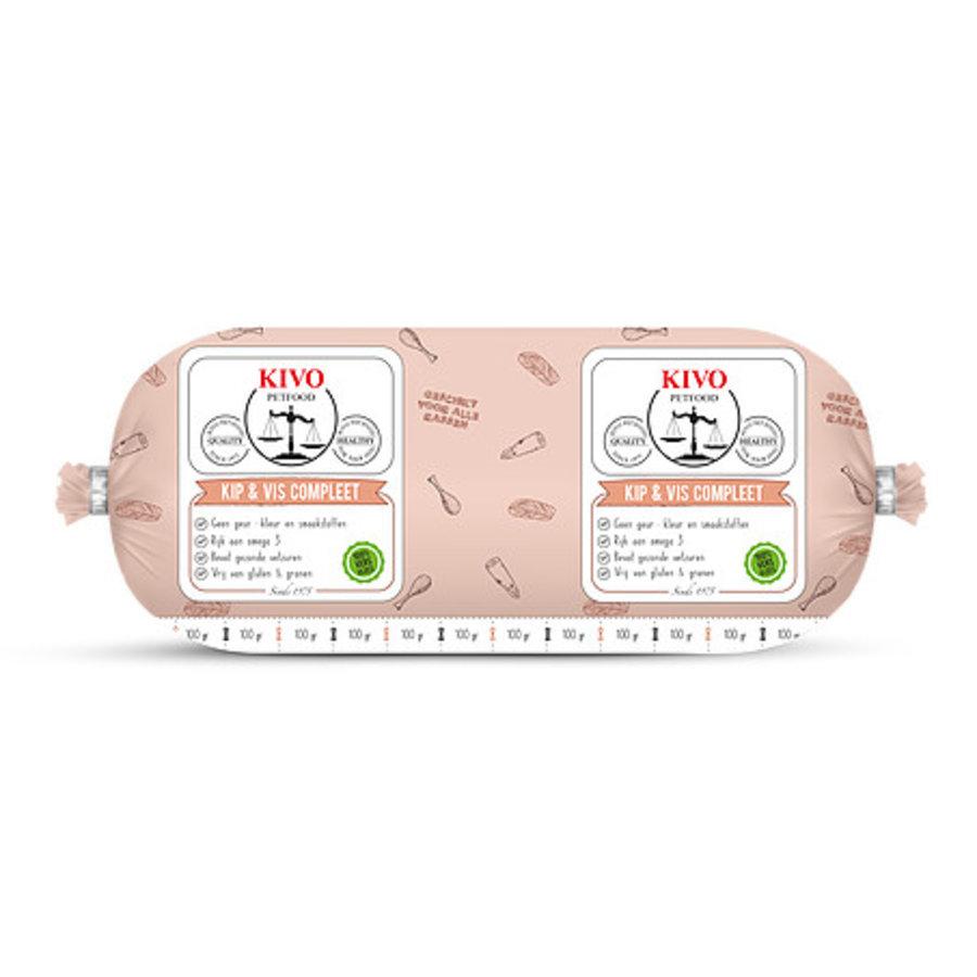 Kivo compleet vis kip vers vlees-1