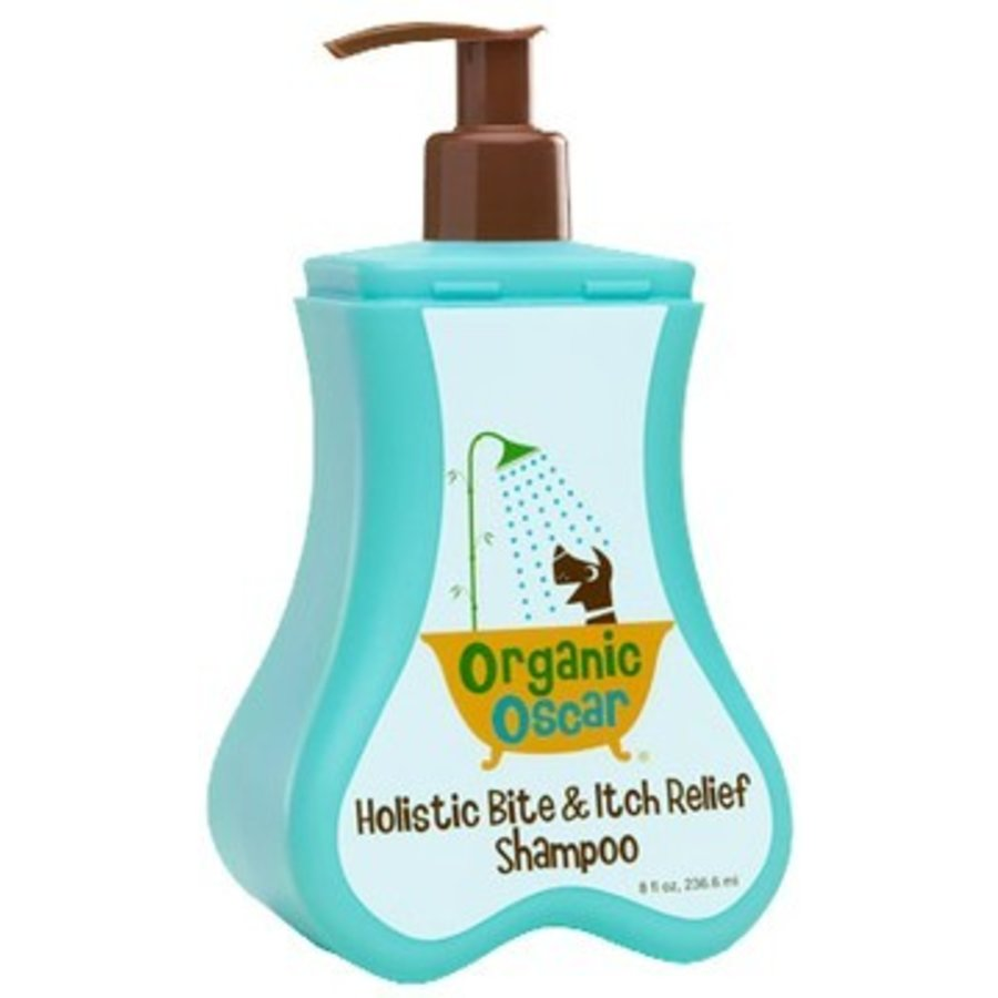 Organic Oscar Shampoo Holistic Bite & Itch Relief-1