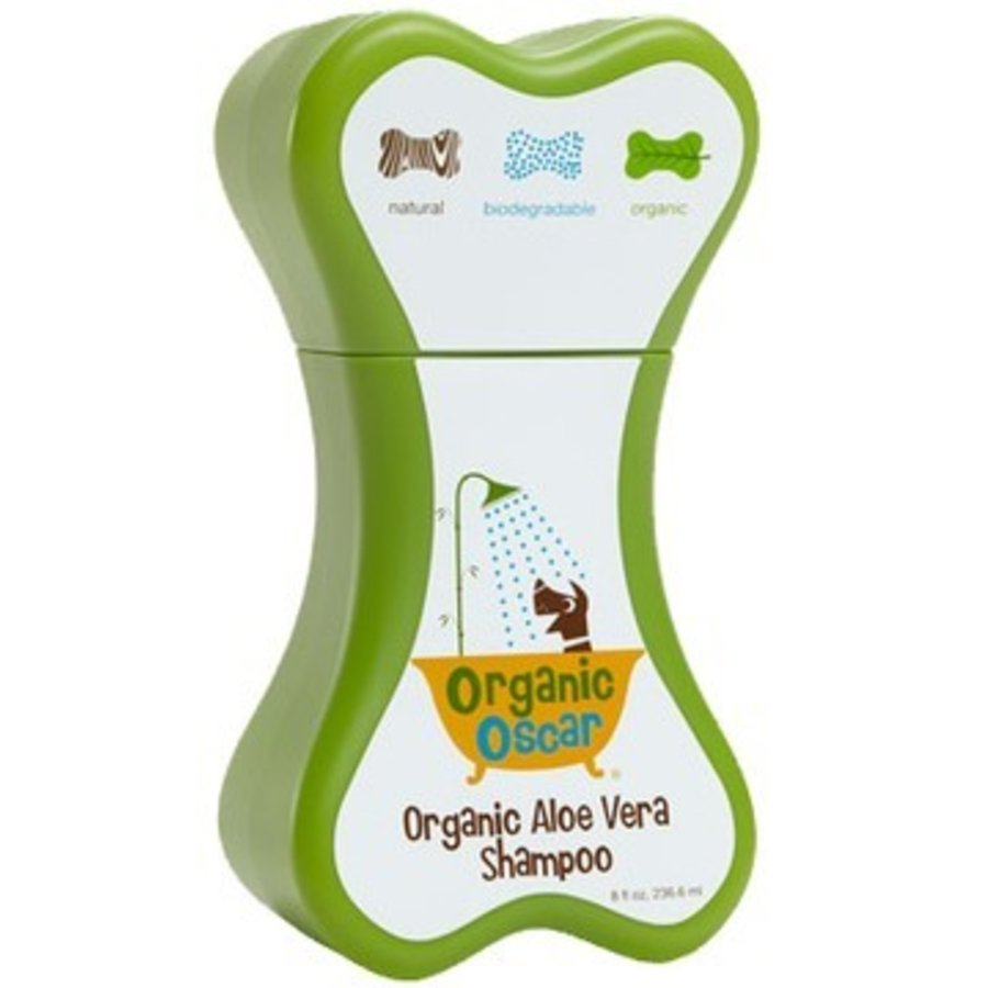 Organic Oscar Shampoo Aloë Vera-1
