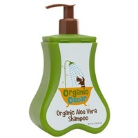 thumb-Organic Oscar Shampoo Aloë Vera-2