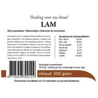 thumb-Kivo vers vlees lam 500 gram-3