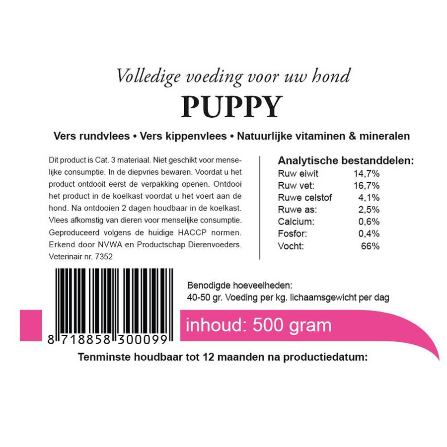 Kivo puppy 500 gram-3