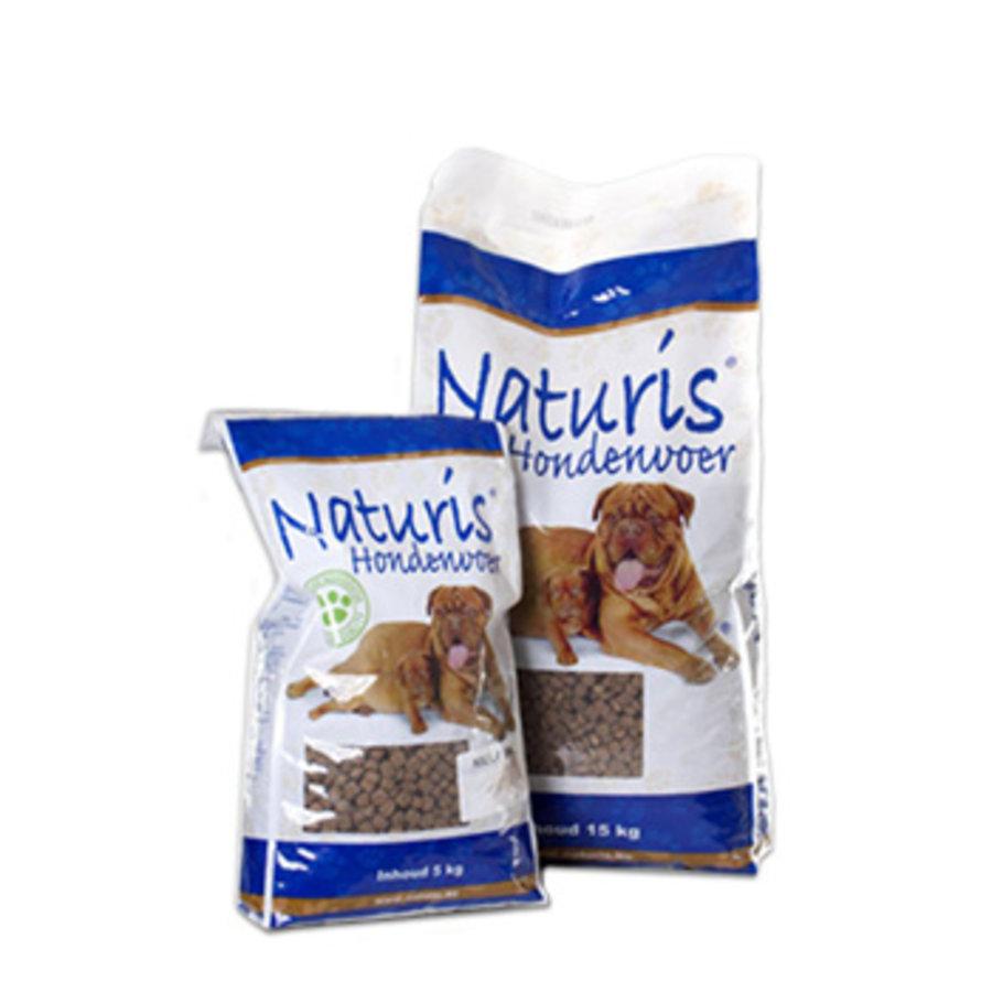 Naturis eend 15kg glutenvrij persbrok 15kg-1