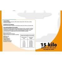 thumb-Kivo petfood kip rijst geperste brok 15 kg-4