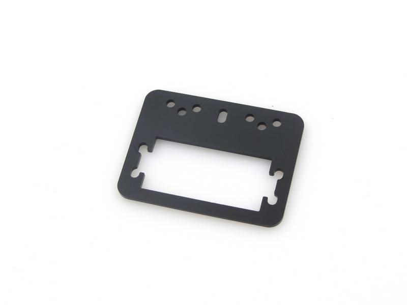 OpenBeam - 15x15mm aluminum profile 4 pieces Servo mount plates for OpenBeam