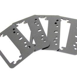 OpenBeam - 15x15mm aluminum profile Servo bracket (4p) for 15x15mm profiles.