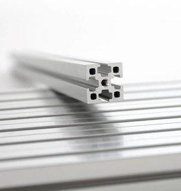 MakerBeamXL - 15x15mm aluminum profile 500mm (1p) clear MakerBeamXL (15mmx15mm)