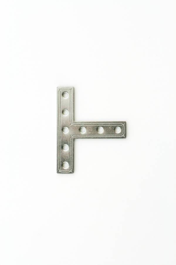 MakerBeam - 10x10mm aluminum profile 12 pieces of MakerBeam T brackets (MakerBeamXL and OpenBeam compatible)