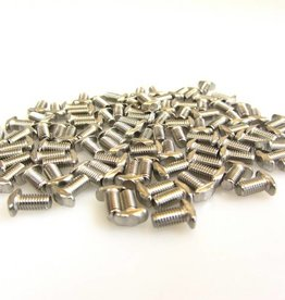 MakerBeam - 10x10mm aluminum profile Wing type bolts 6mm (100p) for MakerBeam