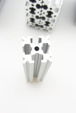 OpenBeam - 15x15mm aluminum profile 9 pieces of 360mm clear anodised OpenBeam