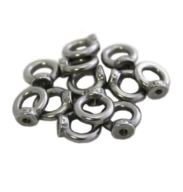 MakerBeam - 10x10mm aluminum profile Eye nut M3 (12p) for MakerBeam and MakerBeamXL