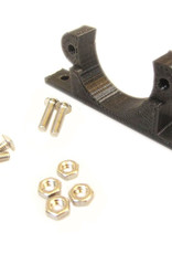 MakerBeam - 10x10mm aluminum profile 1 piece Micro stepper bracket for MakerBeam