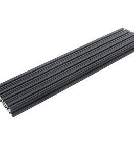 OpenBeam - 15x15mm aluminum profile 270mm (4p) black OpenBeam
