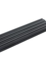 OpenBeam - 15x15mm aluminum profile 4 pieces of 210mm black anodised OpenBeam
