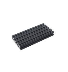 OpenBeam - 15x15mm aluminum profile 120mm (4p) black OpenBeam