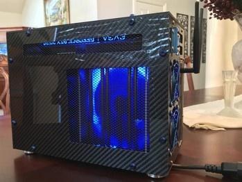 Ryzen  PC build with MakerBeam