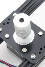 OpenBeam - 15x15mm aluminum profile 4 pieces OpenBeam NEMA 17 Stepper Motor Mounting Plates