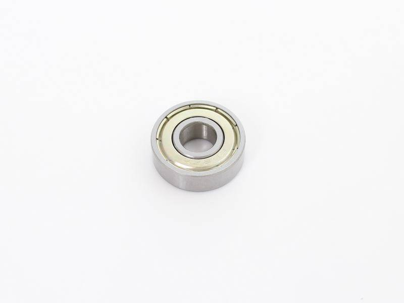OpenBeam - 15x15mm aluminum profile 2 pieces 608 Bearing to NEMA17 adapter (2p) for OpenBeam