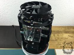 Trash Can Watercooled PC