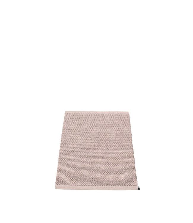 Pappelina Rug Svea | Lilac metallic and Pale Rose