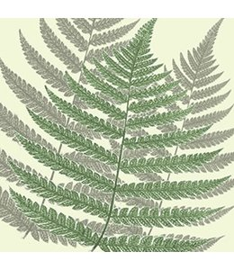 Tile Junkie Tile Sticker Fern | Full Coverage
