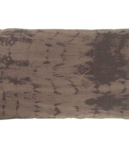 Pillow Indochine Mornings | Plum 40x70 cm