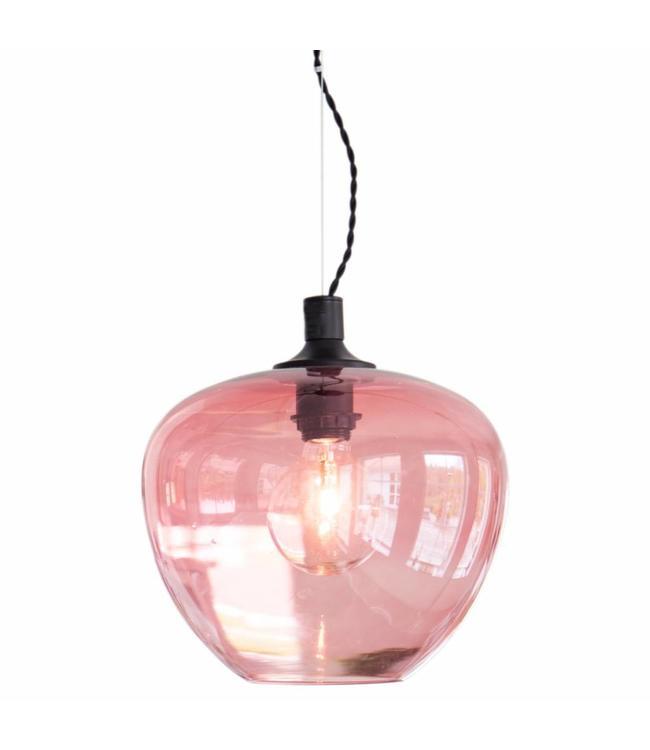 By Rydéns Bellissimo pendant Lamp | Pink Glass