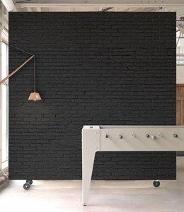 Piet Hein Eek Baksteen Behang | Zwart