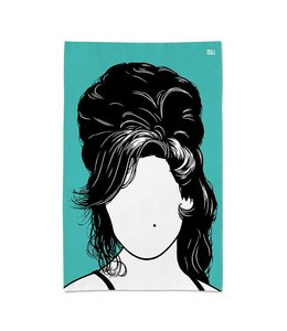 Tea Towel Amy Winehouse