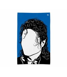 Bold & Noble Tea Towel Michael Jackson