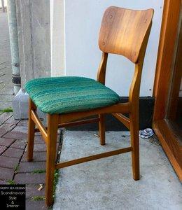 Vintage Ib Kofod Stoel