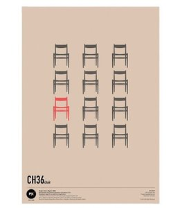 Pk Posters™ Poster CH36 CHAIR