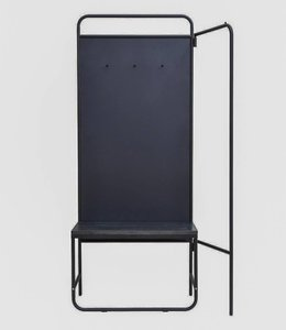 House Doctor Showroom sale Rack Loop Kombi Black