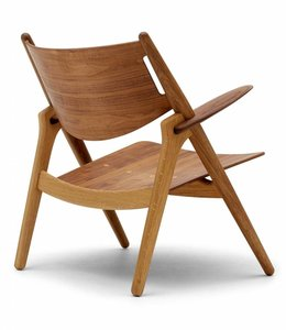 Carl Hansen & Søn CH28T Lounge Chair