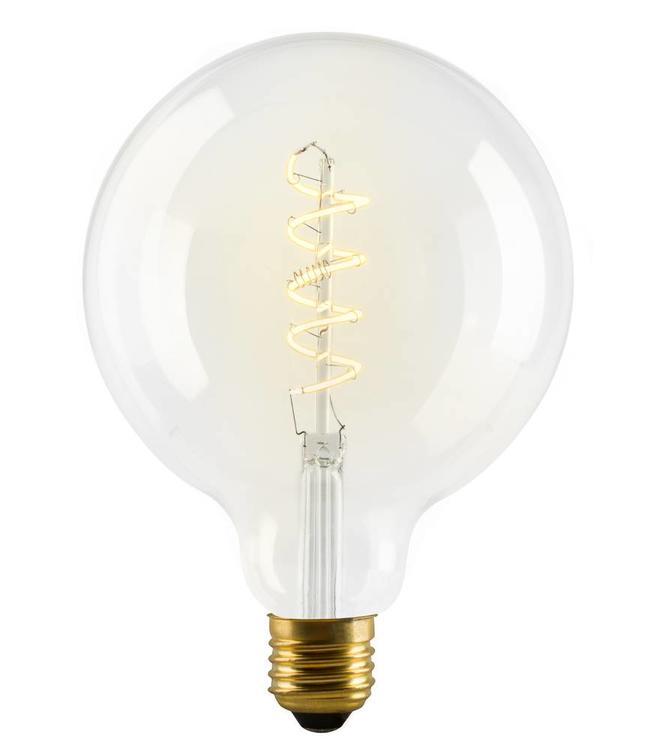 Tivoli Vintage Clear LED Lamp E27 125mm