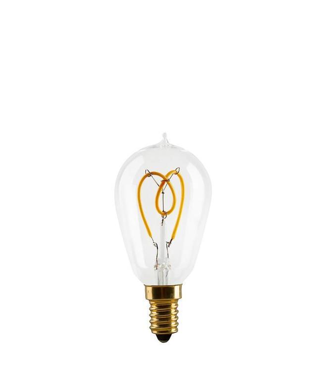 Tivoli Clear LED Lamp E14 ST45