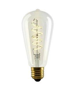 Tivoli Druppel Vintage LED Lamp ST64