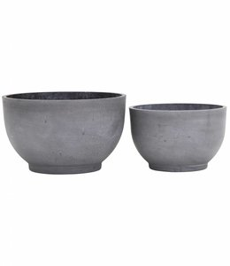 House Doctor Planter set Gard Fiberclay