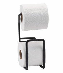 Toilet paper holder Via