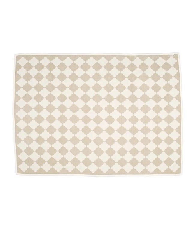 Pappelina Sale Blanket Marre Nougat