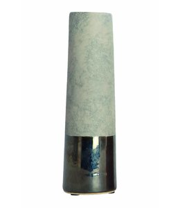 Vase Tube XS Black