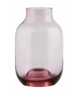 House Doctor Vase Shaped Aubergine