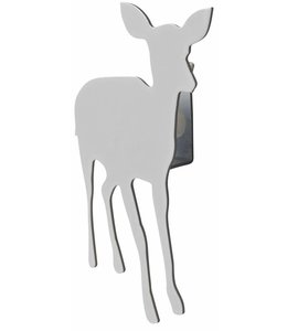 Kid Deer Hanger White