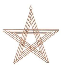 House Doctor House Doctor copper star