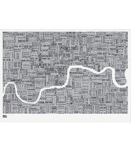 Type Map London