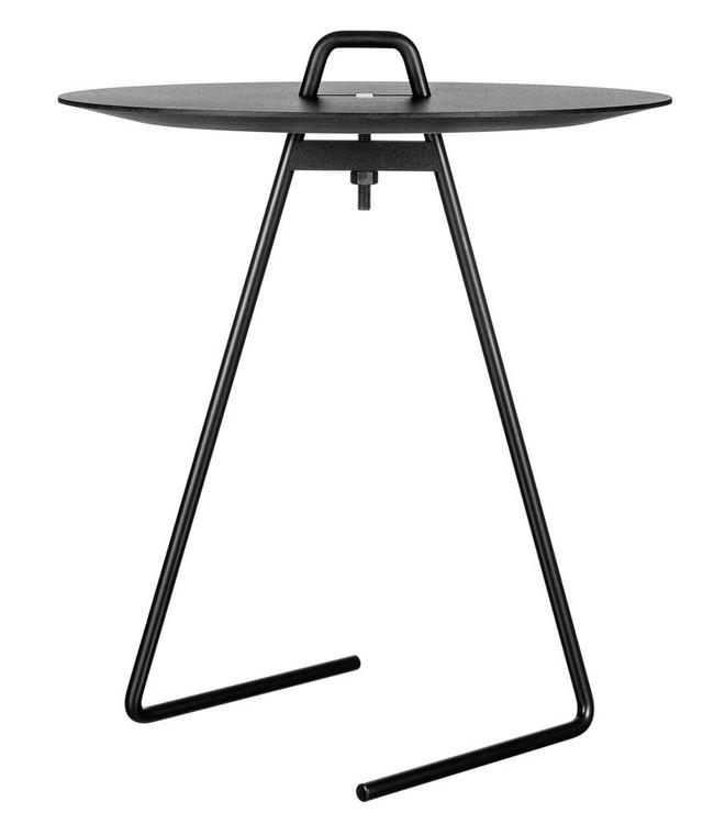 Moebe Bijzettafel Side Table in Wit of  Zwart