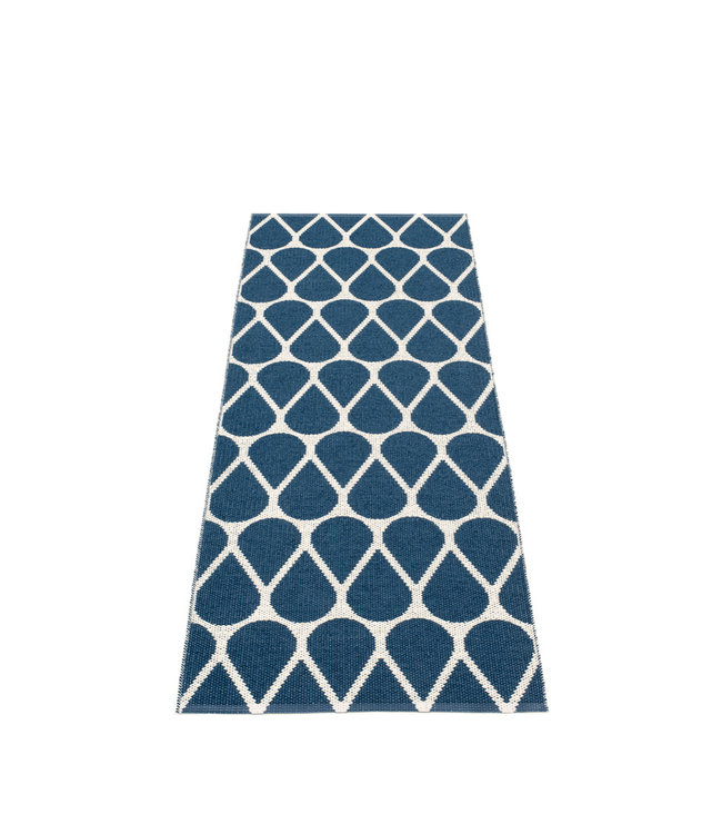 Pappelina Otis Rug | Ocean Blue, Granit or Linen