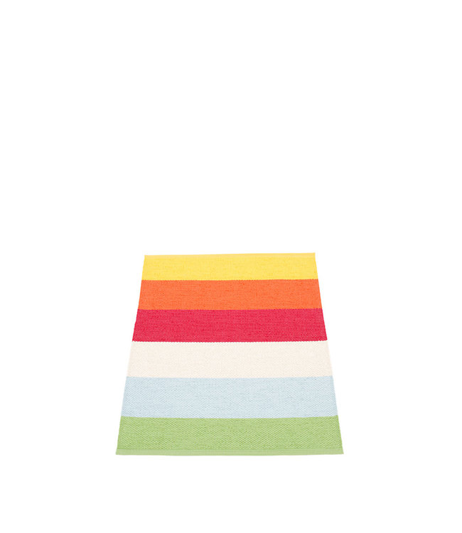 Pappelina Rug Molly Multi Colour Rainbow