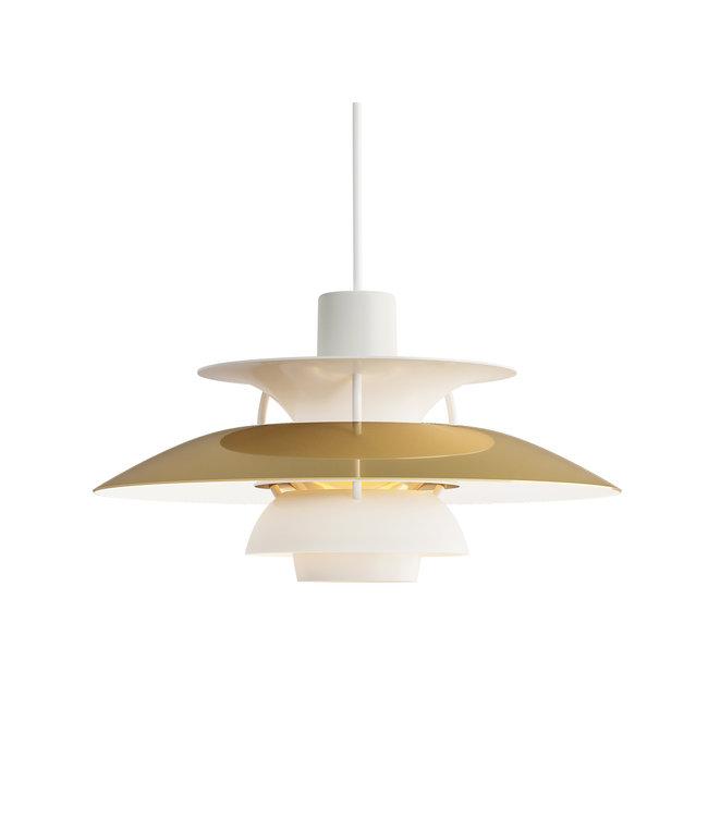 Louis Poulsen PH5 Mini Pendant Lamp Metallic